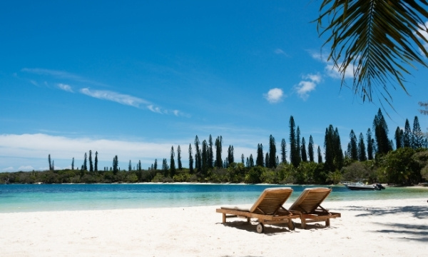Romantic New Caledonia
