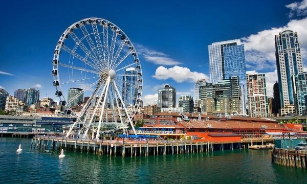 Seattle and San Juan Islands Honeymoon