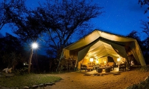 Romantic Porini Mara Camp