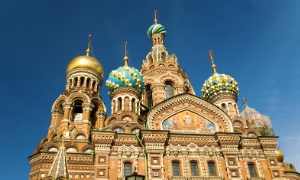 St Petersberg, Russia - one of Gary Bogdon's Top 5 Destinations