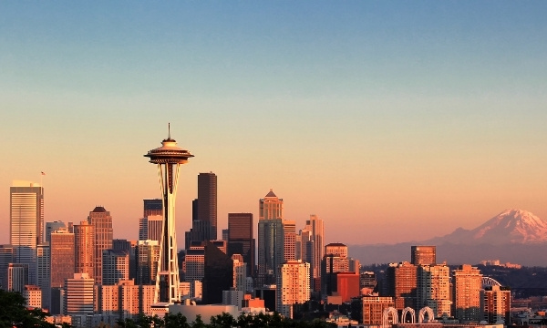 Seattle and San Juan Islands