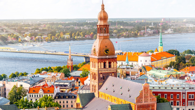 Highlights & Delights of The Baltics - Riga. Hosted by Art In Voyage