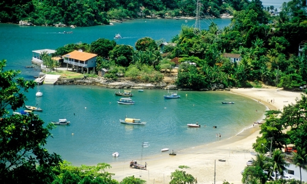 Romantic Paraty
