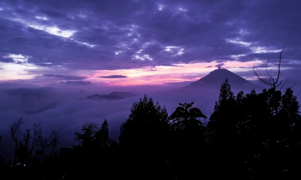 Indonesia Dieng Plateau
