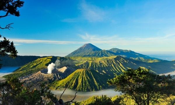 Indonesia Mount Bromo