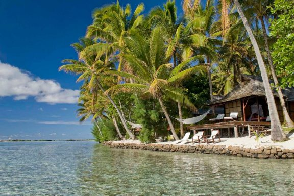 Tahiti: Journey of Renewal 2021 - Vahine Private Island, with Art In Voyage
