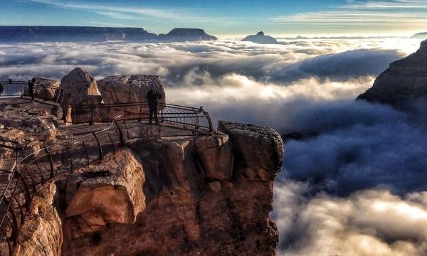 Grand Canyon Honeymoon