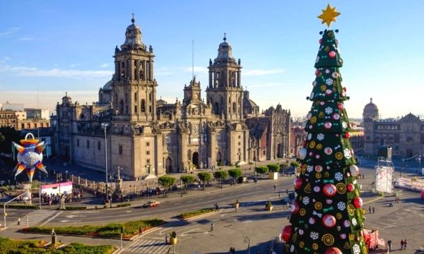 Best Places To Visit In December - Christmas In Mexico | Art In Voyage