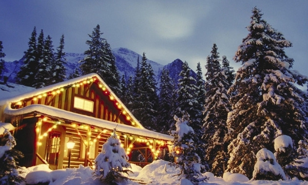 Best Places To Visit In December - Christmas In Colorado USA | Art In Voyage