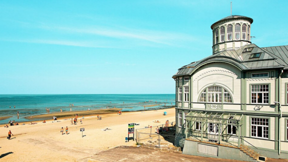 Jurmala, the Pearl of The Baltics