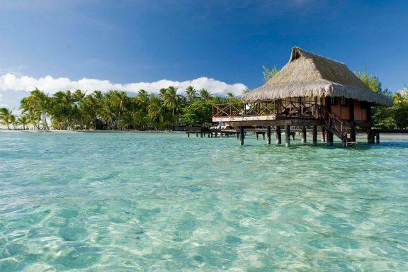 Journey of Renewal: Tahiti - Vahine Private Island