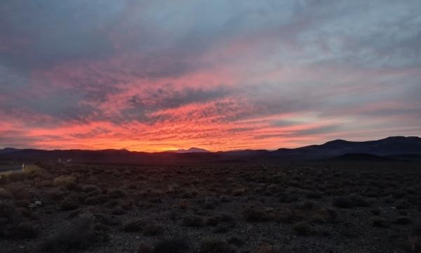 SUnset Moab