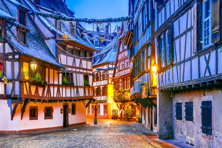 Strasbourg, Alsace, France - Capitale de Noel, by Art In Voyage