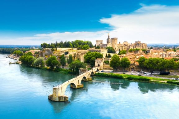 Avignon and a Pope's Palace