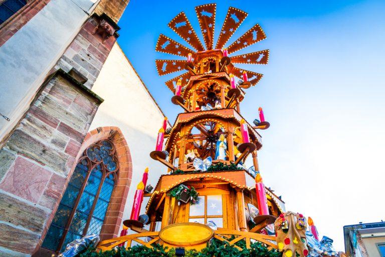 Basel, Switzerland - Christmas Market, by Art In Voyage