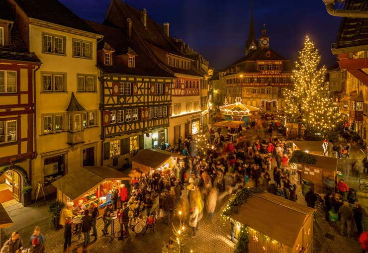 Bavaria christmas market, by Art In Voyage