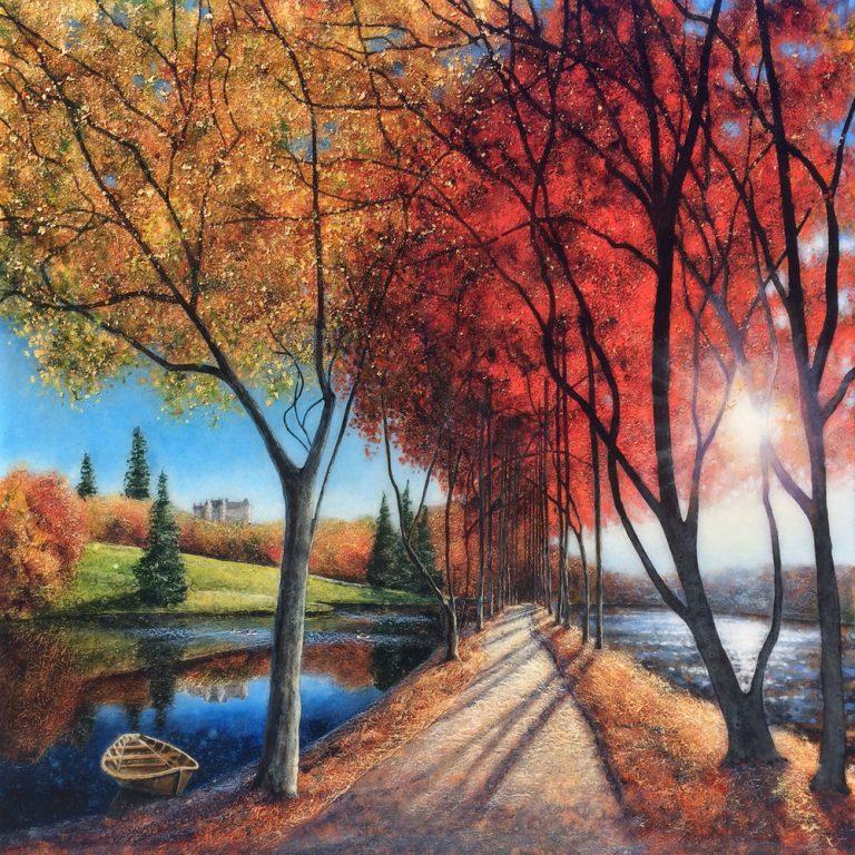North Carolina, By Art In Voyage