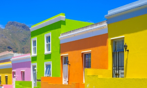 Best Warm Places To Visit In December - Bo Kaap Cape Town, South Africa | By Art In Voyage