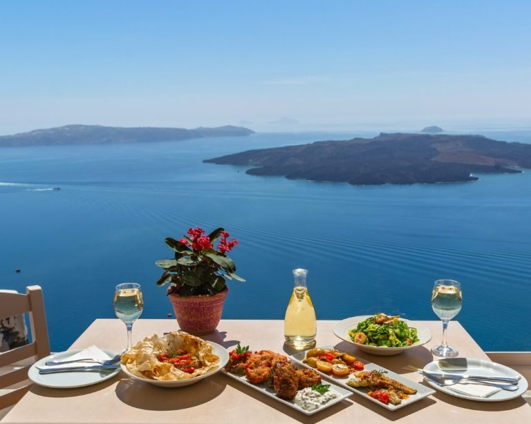 Cook Nice in Greece, with Chef Kevin Fonzo
