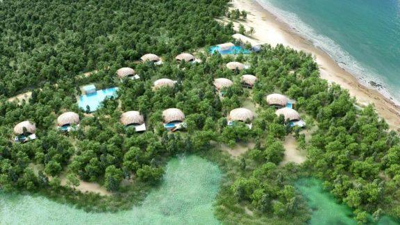 Chena huts