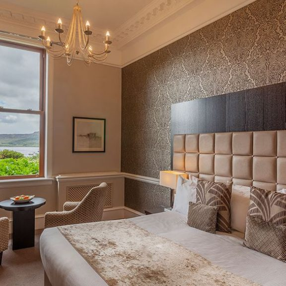 Deluxe Room | Isle of Skye