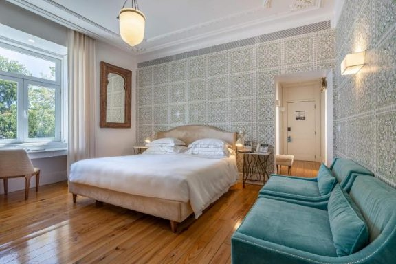 Deluxe room | Lisbon
