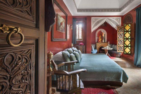 Riad room | Marrakech