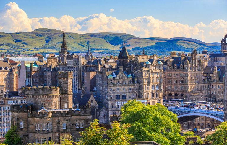 Scotland Edinburgh, by Art In Voyage