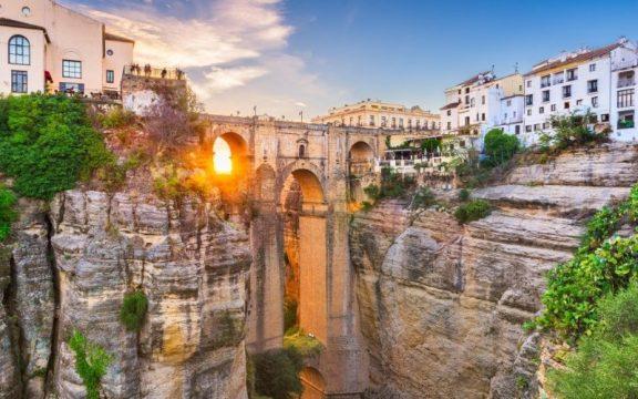 The Mountaintop City of Ronda