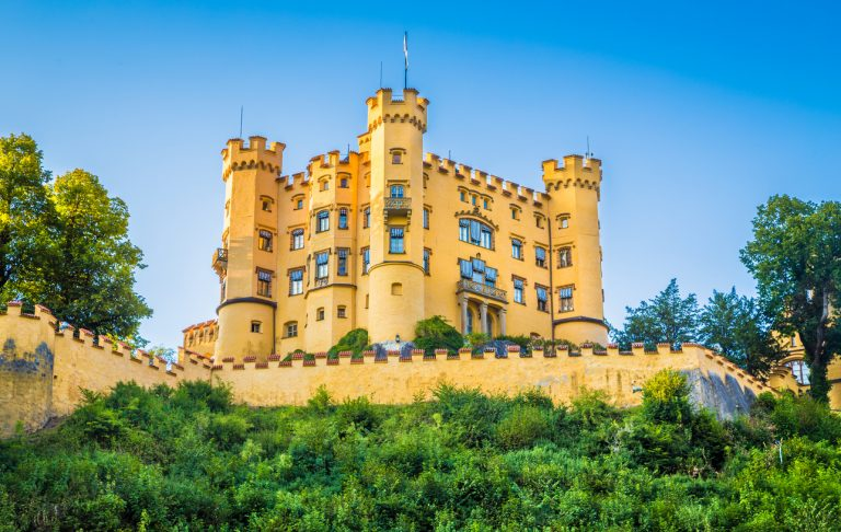 Hohenschwangau Castle, by Art In Voyage