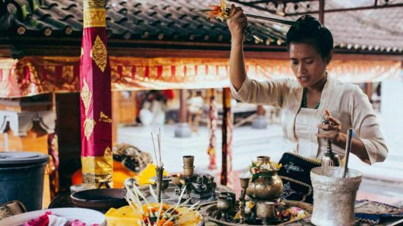 Ubud & its Spirituality