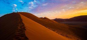 Journey Of Self Discovery Biking Namibia