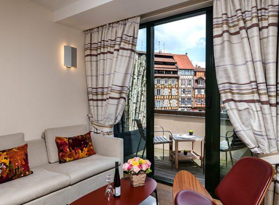 Junior Suite | Strasbourg