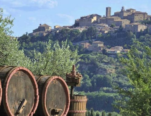 Montepulciano (and its wines)