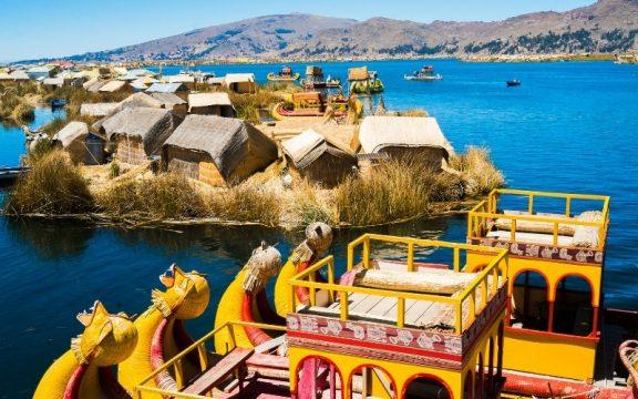 Explore Lake Titicaca