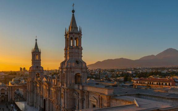 Saracocha To Arequipa