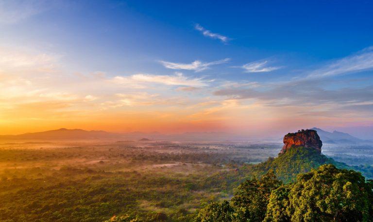 Pidurangala Rock Singiriya, By Art In Voyage