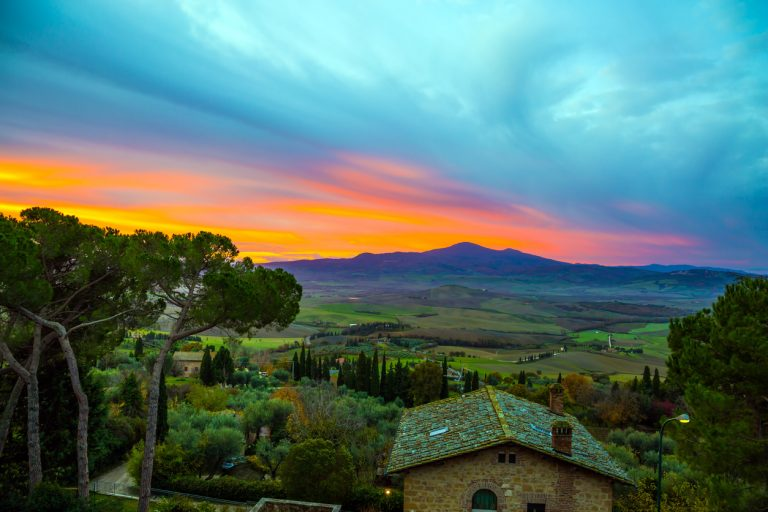 Tuscany, By Art In Voyage