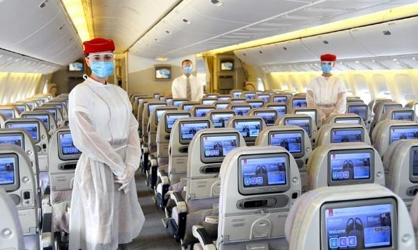 Emirates COVID-19 travel