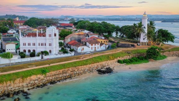 Colonial Galle & its Fort