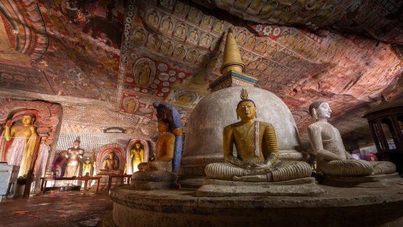 Sigiriya & Dambulla Temple