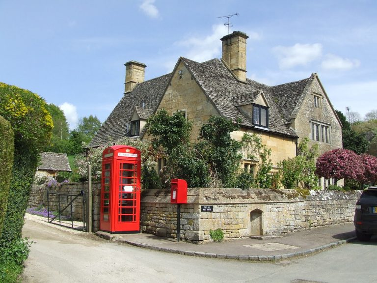 Cotswolds, By Art In Voyage
