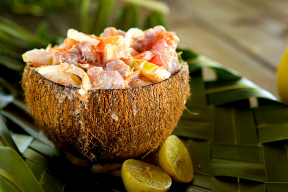 Learn to make an authentic Tahitian ceviche, or Poisson Cru. Join our Journey of Renewal to Tahiti