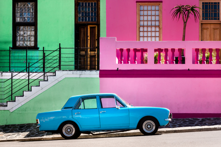 Bo Kaap, Day 3 of the 'Taste of South Africa' Curated Journey, hosted by Art In Voyage