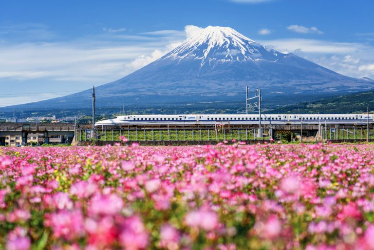 Train-and-mountain-Japan-by-Art-In-Voyage.jpg