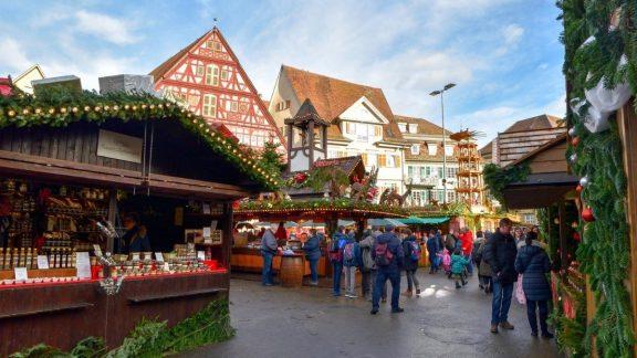 Baden Baden and Esslingen