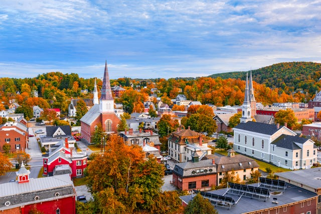 Vermont, By Art In Voyage