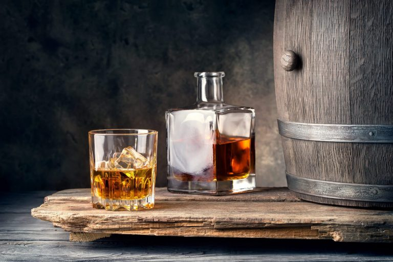 Aging Whisky, By Art In Voyage