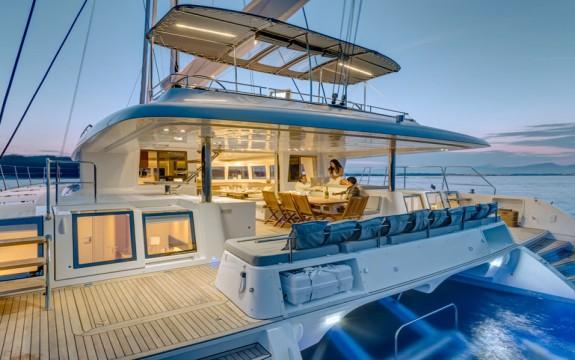 Tiare Luxury Catamaran