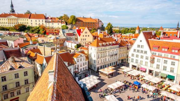 Experience Tallinn